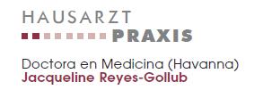 Hausarztpraxis Doctora en Medicina (Havanna) Jacqueline Reyes-Gollub